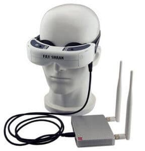 Epson Moverio BT-300 FPV Goggles review