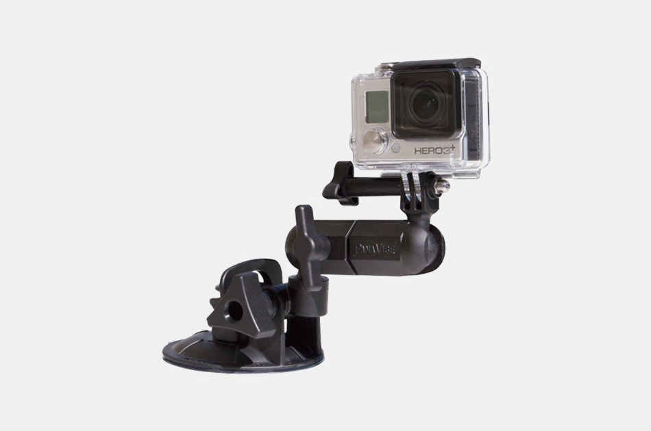 PanaVise ActionGrip 3-N-1 Suction Cup Camera Mount Kit